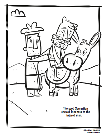 Coloring Sheet Abraham Followed God S Directions