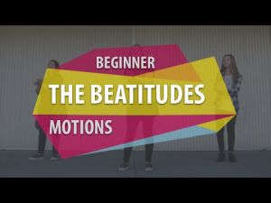 Motions - The Beatitudes