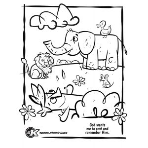 Exodus 16 Archives - Children's Bible Activities | Sunday School ... | 300x300